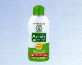 アクネス 薬用パウダー化粧水の通信販売画面へ