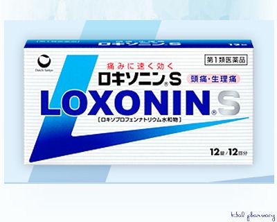 ロキソニン 安全性