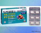ベンザ鼻炎薬α〈1日2回タイプ〉の通信販売画面へ