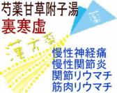JPS 芍薬甘草附子湯の通販画面へ