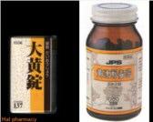 JPS 黄連解毒湯+大黄 錠の通販画面へ