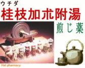 ウチダ 桂枝加朮附湯 煎じ薬の通販画面へ