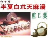 ウチダ 半夏白朮天麻湯 煎じ薬の通販画面へ