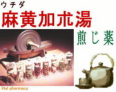 ウチダ 麻黄加朮湯 煎じ薬の通販画面へ