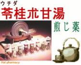 ウチダ 苓桂朮甘湯 煎じ薬の通販画面へ