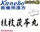 クラシエ 桂枝茯苓丸料 エキス錠の通販画面へ