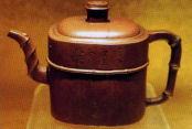 紫砂の茶器(江蘇省宜興)