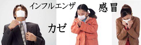 風邪症候群の漢方薬と症状の関係
