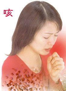 咳をおさえ、痰を切りやすくする